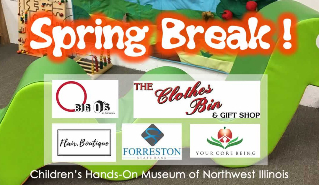 Children's Hands-On Museum Celebrates 1 Year in Lincoln Mall, Open Monday through Sunday During Spring Break